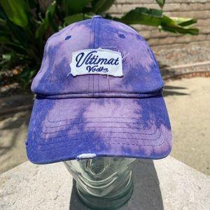 Ultimat Vodka Bleached Patch Hat